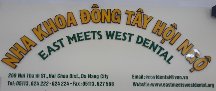 Lean Volunteer Project: East Meets West Dental Center, Vietnam